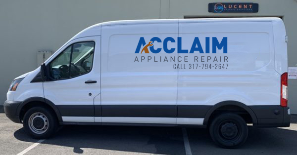 acclaim appliance repair in evansville in